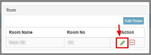 Edit Room