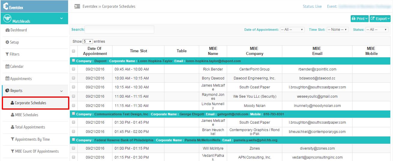 corporate_schedules