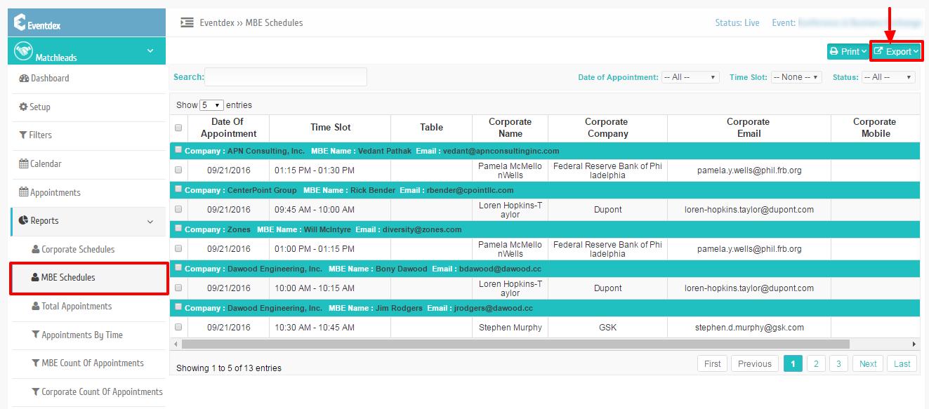 mbe_schedules_export
